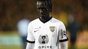 Eupen rekent ook op cruciale laatste speeldag niet op Mbaye Leye