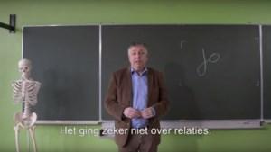 Jo Vandeurzen vertelt over zijn seksuele opvoeding