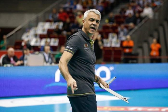 Italiaanse topcoach volgt Vital Heynen op en moet Red Dragons naar Tokio loodsen