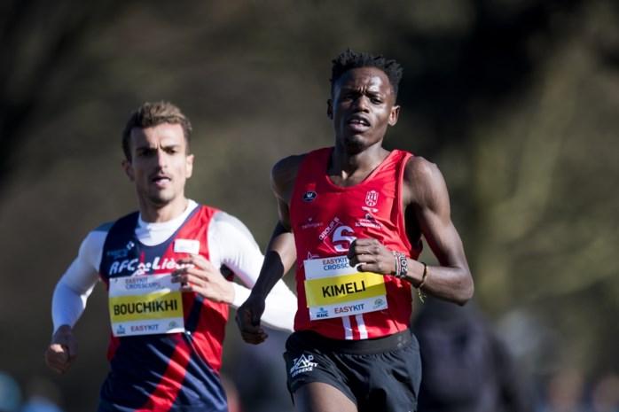 Isaac Kimeli en co grijpen in Gent naast recordtijden op aflossingsmarathon