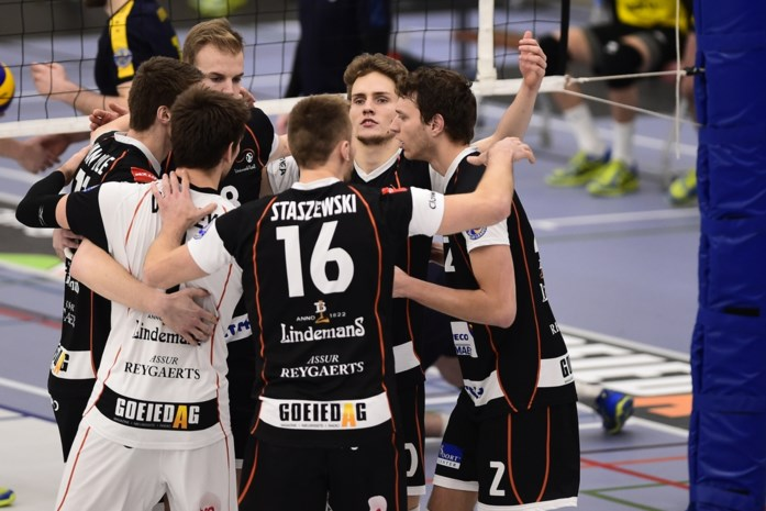Ook Aalst naar Final 4 in EuroMillions Volley League
