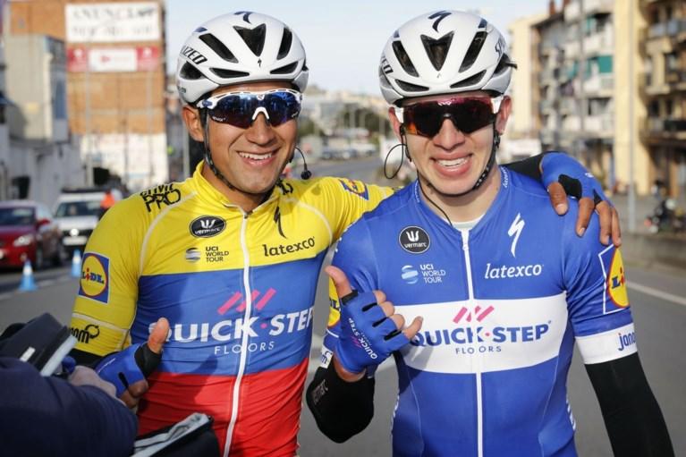 Alweer prijs voor Quick-Step: Hodeg sprint <I>outstanding</I> naar zege in eerste rit Ronde van Catalonië