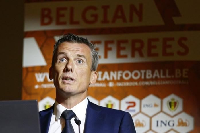 Negen Belgische scheidsrechters dingen naar semiprofstatuut