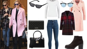 GET THE LOOK. Op stap in matching outfits zoals Reese Witherspoon en haar dochter Ava