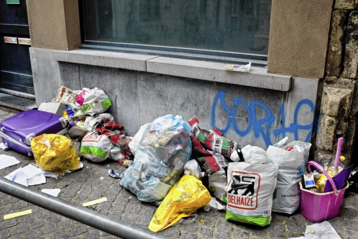 Sluikstorten in Antwerpen: meer meldingen, toch minder pv's