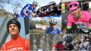 Een week voor de Ronde van Vlaanderen: hoe staan onze landgenoten ervoor?