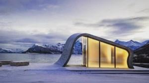 Een mooi openbaar toilet? Daarvoor moet je in Noorwegen zijn
