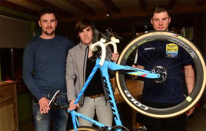 """Familie Cant, zes handen op één stuur: """"Wij droegen fietsen af zoals andere kinderen elkaars kleren afdragen"""""""