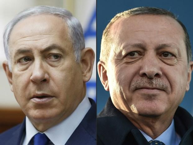 Na dodelijke geweld in Gaza: Turks president Erdogan noemt Israëlisch premier Netanyahu een terrorist
