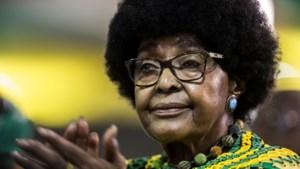 Winnie Mandela overleden op 81-jarige leeftijd