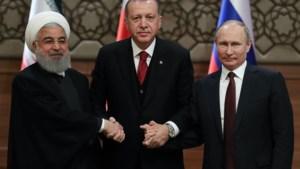 """""""Duurzaam staakt-het-vuren"""" in de maak voor Syrië"""