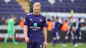 Deschacht speelt nu ook niet meer met U21 Anderlecht