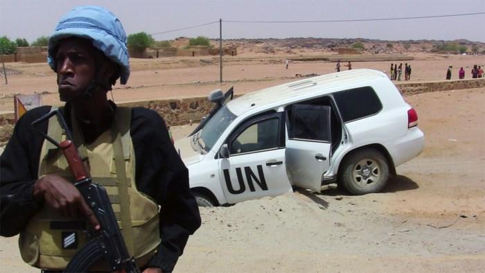 Twee blauwhelmen gedood in Mali