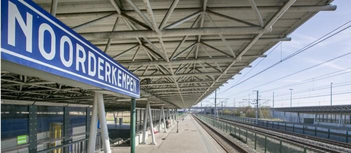 Station Noorderkempen beleeft historische dag