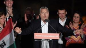 Orbán stevent opnieuw af op tweederdemeerderheid in Hongaars parlement
