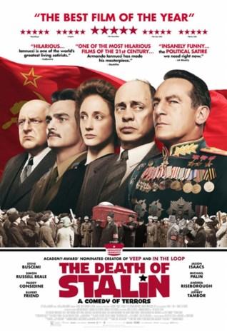 'The Death of Stalin': de film die de Russen niet mogen zien