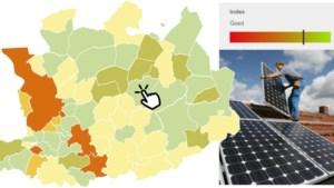 Groene energie: Kempense gezinnen doen het stuk beter dan inwoners van Antwerpen, maar hoe scoort uw gemeente?