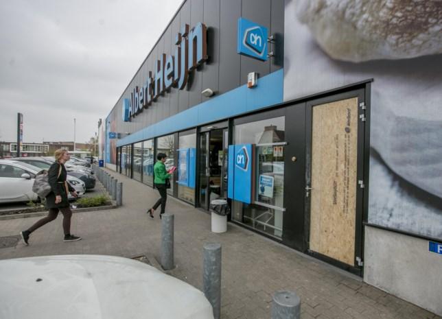 Ramkraak op Albert Heijn:  grote partij sigaretten geroofd