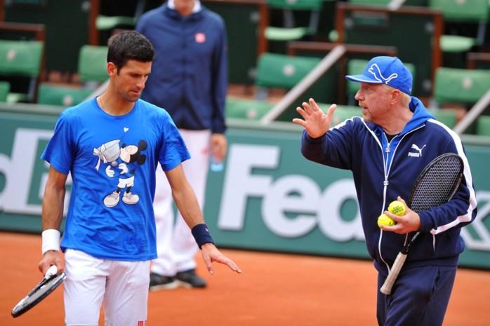 Novak Djokovic haalt voormalige coach terug voor gravelseizoen