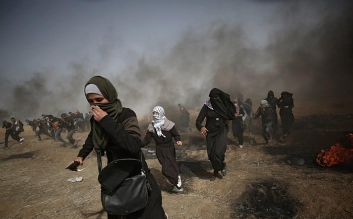 Vier Palestijnen gedood nabij grens van Gaza met Israël