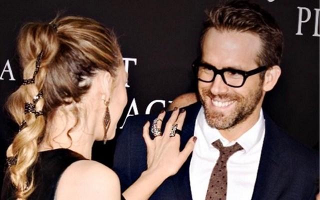 Plagen is liefde vragen: Blake Lively neemt haar man weer beet op Instagram
