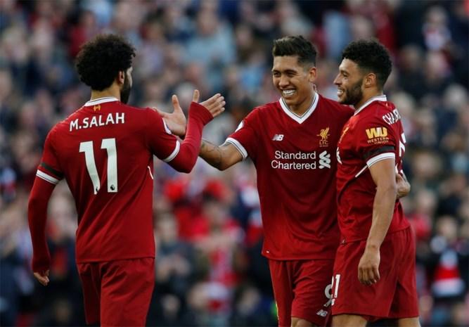Liverpool blijft op wolk voetballen met zege tegen Bournemouth