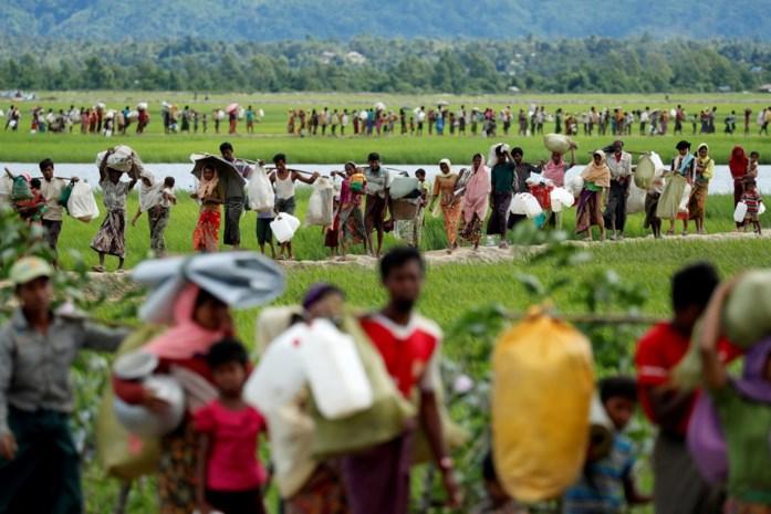 Myanmar repatrieert eerste vijf Rohingya-vluchtelingen
