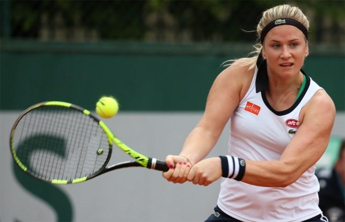 Zanevska en Bonaventure stranden in kwartfinales dubbelspel van WTA Bogota