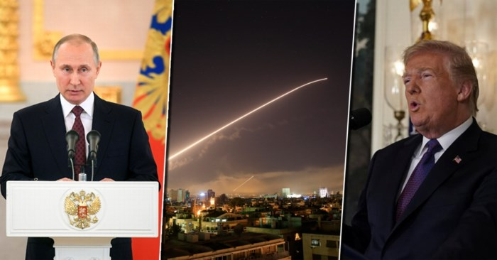 Niet het begin van de Derde Wereldoorlog: dit moet u weten over de aanvallen op Syrië