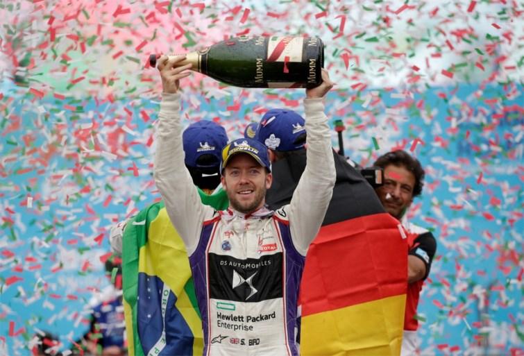 Jérôme D'Ambrosio zevende in eerste ePrix van Rome, zege voor Sam Bird