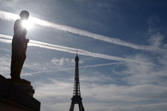 Eiffeltoren gesloten wegens staking