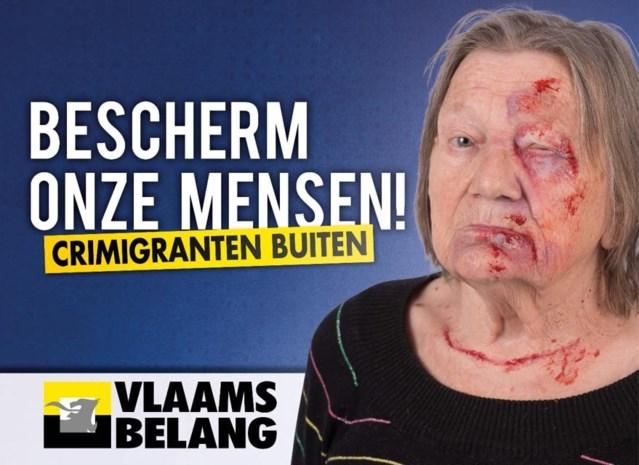 """Vlaams Belang choqueert met """"mishandelde Vlamingen"""""""