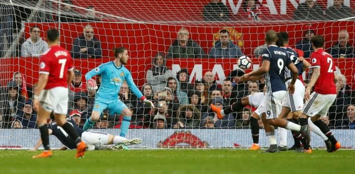 Verrassing in Engeland: Man City nu al kampioen na verlies Man United tegen rode lantaarn
