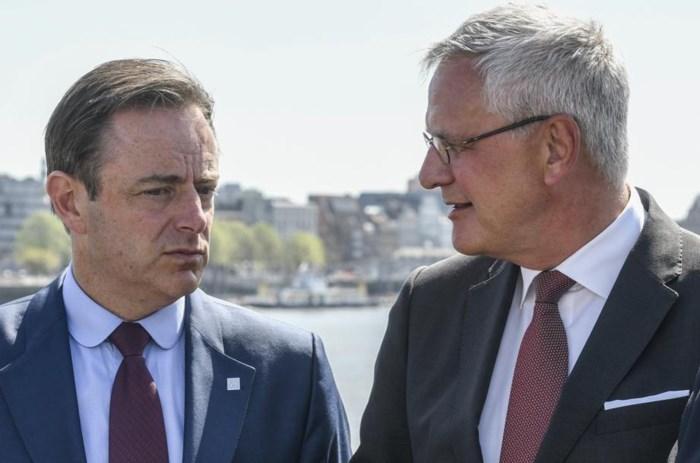 """Bart De Wever betreurt schade voor joodse gemeenschap en begrijpt CD&V niet goed: """"Iedereen die Antwerpen kent, wist dat dit fout zou lopen"""""""