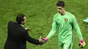 """Marc Wilmots beschuldigt vader van Thibaut Courtois: """"Hij lekte de ploegopstelling"""""""