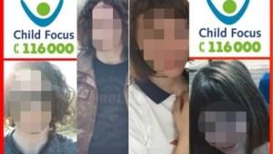 Twee vermiste tieners na vier dagen veilig terecht