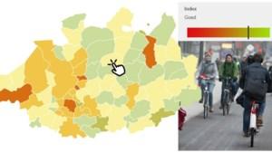 KAART. Zo veilig is fietsen in uw gemeente: Turnhout onveiliger dan Antwerpen voor fietsers
