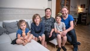 STAD. 't Stad steeds aantrekkelijker voor jonge gezinnen en singles