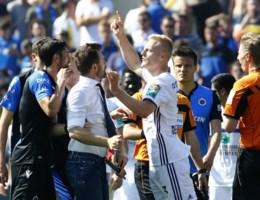 """Leko razend na controversieel verlies tegen Anderlecht: """"Ik haat voetbal"""""""