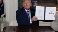 """Wereldleiders na beslissing Trump over Irandeal: """"Dit betekent oorlog in het Midden-Oosten"""""""