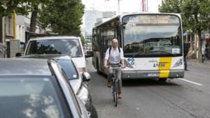 """""""De onveilige Osystraat duidt  op minachting voor de fietser"""""""
