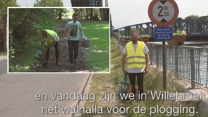 Plogger Fristi neemt ons mee op trainingskamp in de 'vuilste gemeente' Willebroek