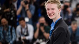 Victor Polster wint prijs voor beste acteur op filmfestival van Cannes