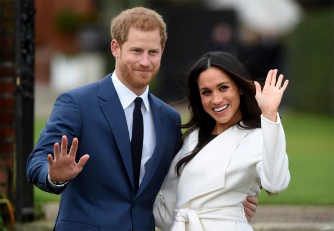 """Tien dingen die u moet weten over het """"onbelangrijke"""" huwelijk van Harry en Meghan"""