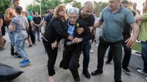 """Griekse burgemeester in elkaar geslagen tijdens herdenking: """"Het was een nachtmerrie"""""""