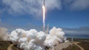 SpaceX lanceert twee satellieten die veranderingen in zeespiegel moeten meten
