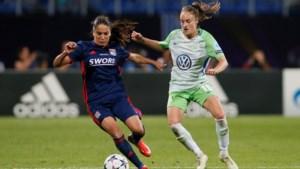 Wullaert gaat met 1-4 onderuit tegen Lyon in Champions League-finale na fantastische invalbeurt van Nederlandse
