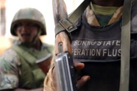 Duizenden vrouwen verkracht door de soldaten die hen 'redden'