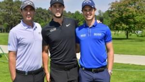 Detry haalt de cut, Pieters en Colsaerts redden het niet in PGA Championship Surrey