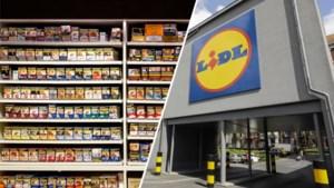 Lidl doet in Nederland als eerste supermarkt sigaretten in de ban, België volgt (voorlopig) niet